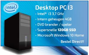 nieuwe computer i3